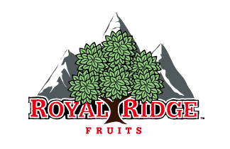 Royal Ridge Fruit Logo Design