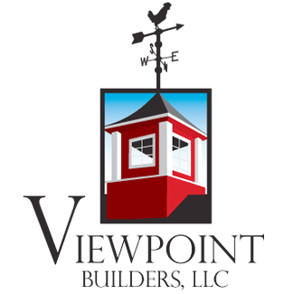 Viewpoint Builders Logo Design