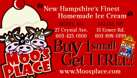 Moo's Place Ad